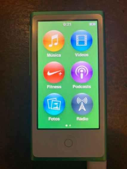 iPod Nano 16gb - Funciona Apenas Carregando
