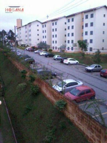 Imagem 1 de 7 de Apartamento Residencial À Venda, Morro Grande, Caieiras. - Ap0024