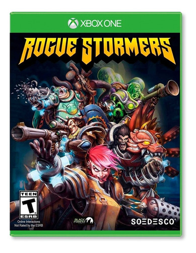 Rogue Stomers - Xbox One