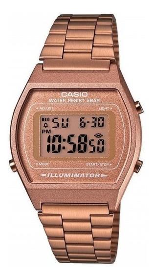 Relógio Casio Rosê B640wc-5adf