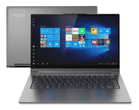 Notebook Touch Lenovo Yoga C940 I7-1065g 8gb 256gb Ssd Com A