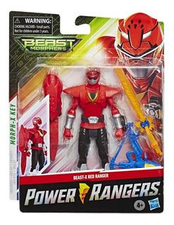 Power Ranger Beast-x Red Ranger Morph-x Key Lny E5915