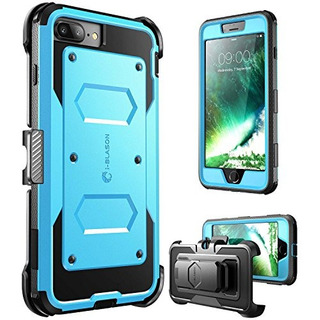 Funda iPhone 7 Plus Funda iPhone 8 Plus Armorbox Iblason Bui