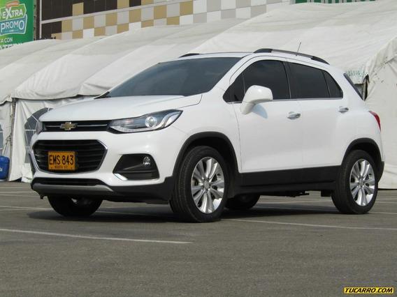 Chevrolet Tracker Fl Lt Premier Tp 1800cc Aa Tc