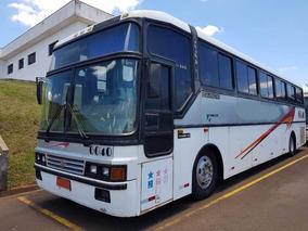 Ônibus Busscar 360 50 Poltr. Scania,conserv. Garant.ú. Dono