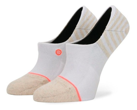 Medias Stance Uncommon Invisible 119301whw Mujer