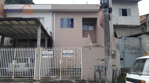 Casa Com 2 Dormitórios À Venda, 61 M² Por R$ 170.000 - Cidade Salvador - Jacareí/sp - Ca2238