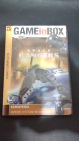 Game In Box Pc - Space Rangers - Jogo Completo