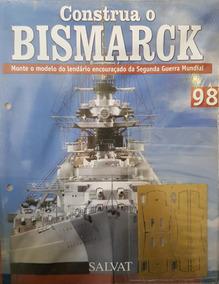 Coleção Construa O Bismarck Edição 98