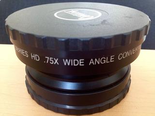 Lente Angular Compatible Con Camaras Sony Z7hdv Y Hdr-s270