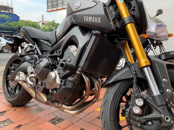 Yamaha Mt 09 2016