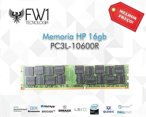 Memoria Hp 16gb 2rx4 Pc3l-10600r M393b2g70h0-yh9 628974-281