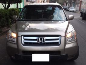 Honda Pilot Exl Aa Ee Piel 4x4 At