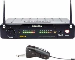 Sistema Inalámbrico Para Guitarra Bajo Samson 7avsgfe-e1