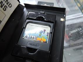 Shapes And Columns Game Gear Na Caixa