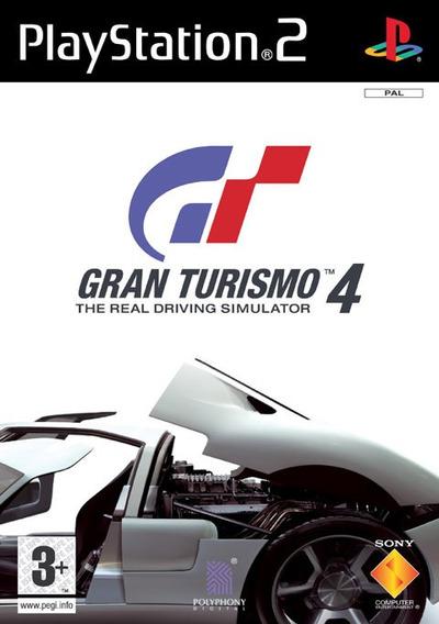 Patch Gran Turismo 3 Ps2 + Gran Tuismo 4 Ps2