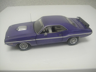 Dodge Challenger R / T 426 Hemi - 1970 Franklin Mint