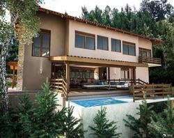 Villas En Jarabacoa De 3 Habitaciones En Proyecto Cerrado