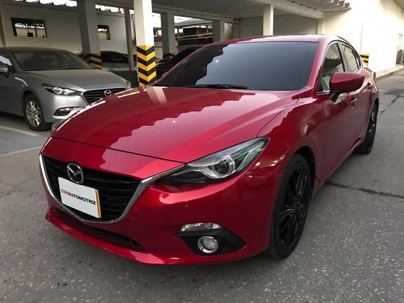 Mazda 3 Grand Touring Automatico Modelo 2015