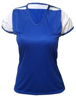 Kit Jogo De 15 Camisa + 15 Shorts Feminino Fardamento