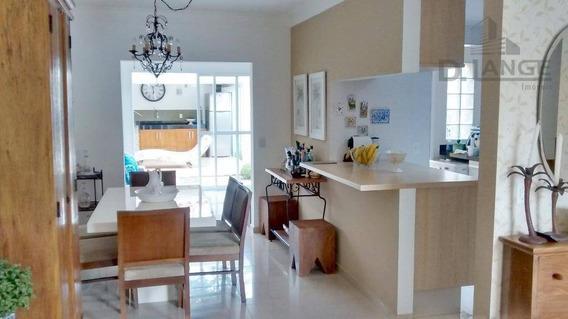 Casa Com 3 Dormitórios À Venda, 113 M² Por R$ 730.000 - Alto Taquaral - Campinas/sp - Ca10160