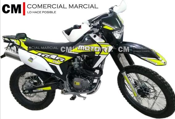 Motor Uno M1r Mr1 200cc Año 2020