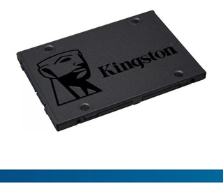 Disco Ssd 240gb Kingston A400 Ssd 550mbps 2.5 Full