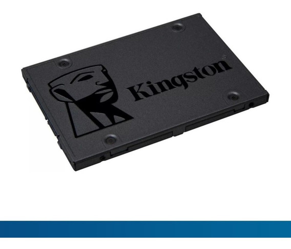 Disco Ssd 240gb Kingston A400 Ssd 550mbps 2.5 Full