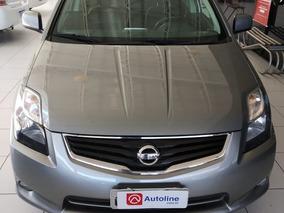 Nissan Sentra 2.0 Cvt 16v Flex 4p Automático