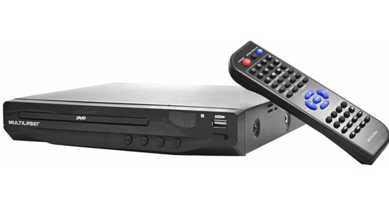 Dvd Player Saída Hdmi 5.1 -usb-karaokê Multilaser
