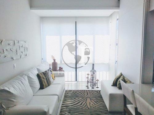 Imagem 1 de 15 de Cobertura Com 2 Dormitórios À Venda, 120 M² Por R$ 750.000,00 - Astúrias - Guarujá/sp - Co0769