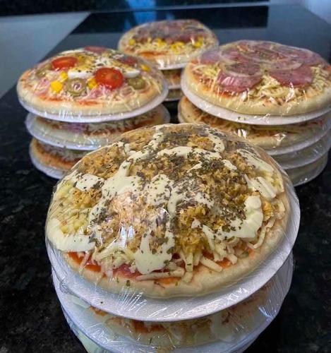 Imagem 1 de 5 de Pizzas Brotinhos Pré Assadas
