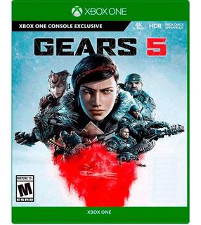 Gears 5 Xbox One / Pc Codigo Digital