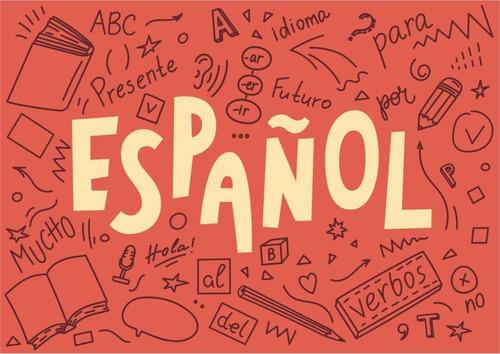 Imagem 1 de 2 de Aulas Particulares De Espanhol