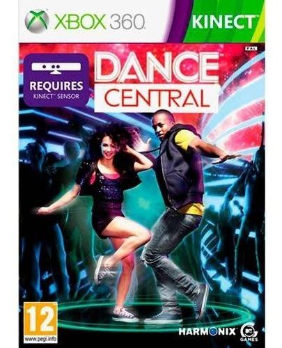 Jogo Dance Central - Xbox 360 Mídia Física Usado