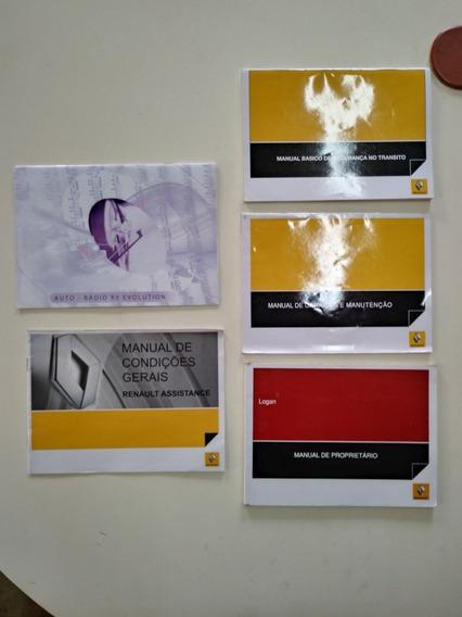 Manual Do Proprietário Renault Logan E Sandero 2007 A 2012