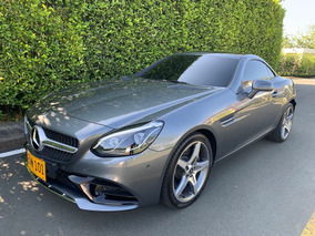 Mercedes Benz Slc 2018