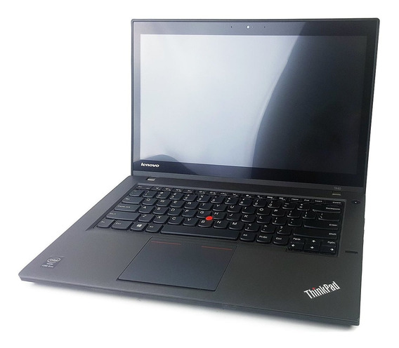 Ultrabook Lenovo Thinkpad T440 Intel I5 4gb Ssd 240gb Touch