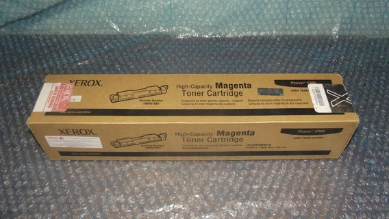 Cartucho Toner Xerox 106r01083 Magenta