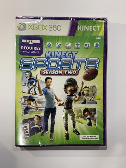 Jogo Xbox 360 - Kinect Sports Season Two