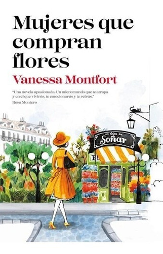 Mujeres Que Compran Flores - Montfort, Vanessa