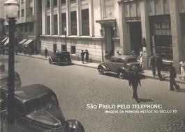 Livro São Paulo Imagens Da Primeira Metade Do Século Xx
