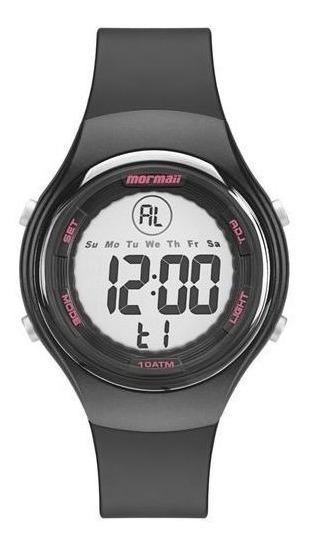 Relógio Mormaii Digital Masculino Mo0600/8t