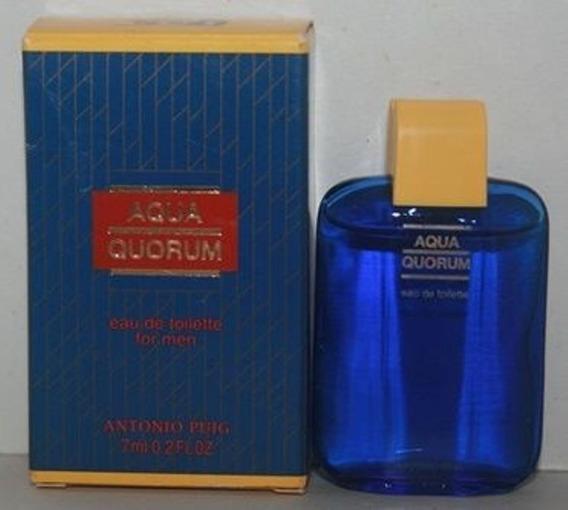Miniatura De Perfume: Antonio Puig - Aqua Quorum - 7 Ml