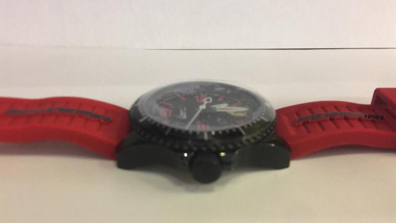 Relógio Scuderia Ferrari Masculino Borracha - 830017