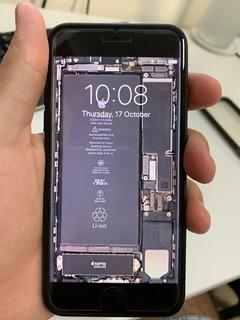 iPhone 7 128gb Preto (bt 98%, Nunca Reparado, Tudo Original)