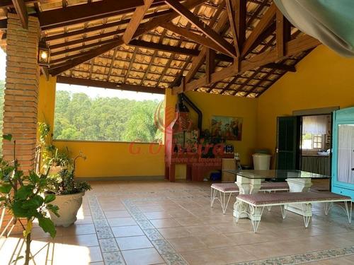 Casa Locação Em Cajamar No Condomínio Serra Dos Cristais 203m2 4 Suítes - So00248 - 69371694