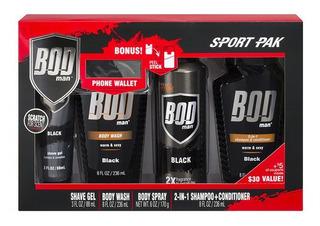 Estuche Bod Man 4 Productos Sport Pak / Superstore