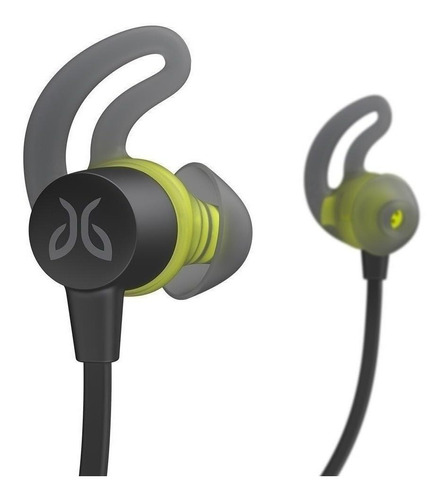 Auriculares In-ear inalámbricos Jaybird Tarah black metallic y flash