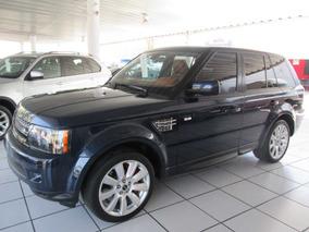 Land Rover Range Rover Sc Automatica 2013 Azul Marino